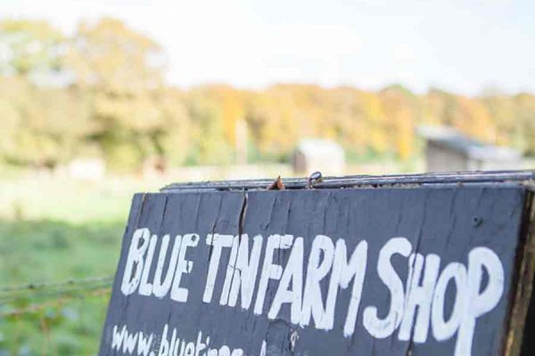 Blue Tin Farm Shop